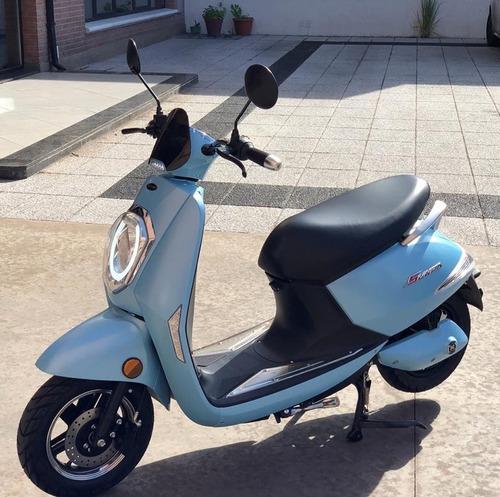 Moto Electrica- Scooter Sunra Grace- Baterias Y Repuestos