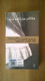 Antologia Poética Mario Quintana (s/anotação, S/mancha)