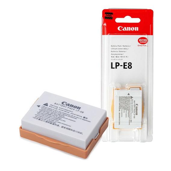 Bateria Canon Lp-e8 Para Eos Rebel