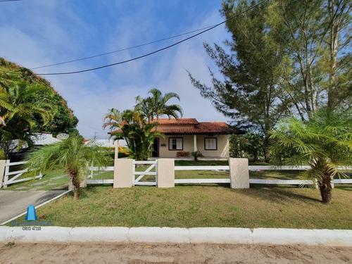 Casa A Venda No Bairro Praia Seca Em Araruama - Rj.  - 701-1