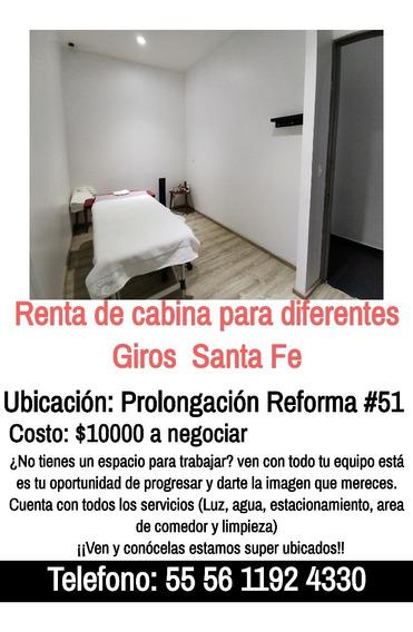 Renta De Cabinas