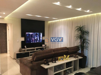 Apartamento Residencial À Venda, Vila Regente Feijó, São Paulo. - Ap2080