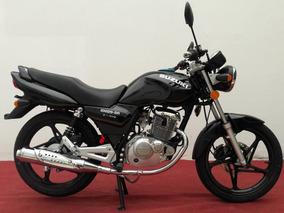 Suzuki En125 Moto 0km Patentada 67800 Haedo Moron