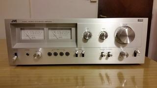 Amplificador Integrado Stereo Jvc Ja-s22 Usado Impecable