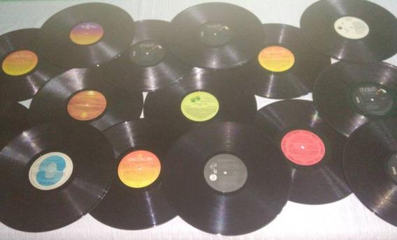 50 Discos De Vinil P/ Artesanato E Decoração D1
