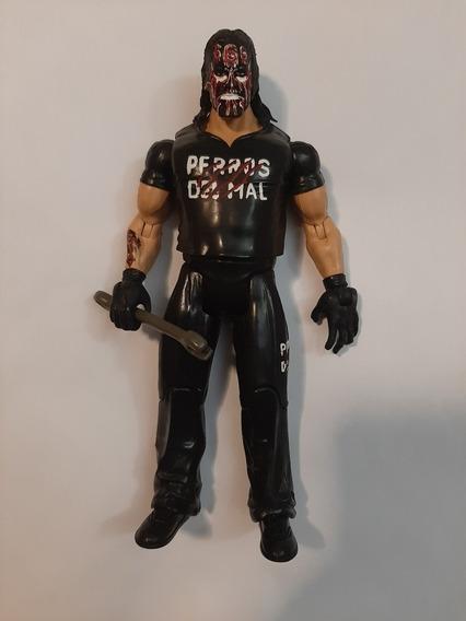 Figura Damian 666 Custom No Wwe Jakks No Mattel Lucha Libre