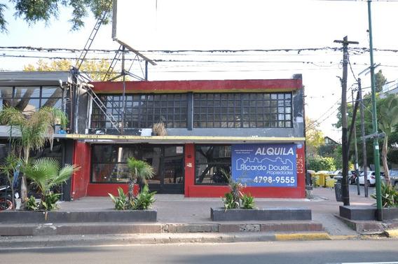 Av. Del Libertador 14000 - Martínez - Bajo - Locales En Esquina - Alquiler