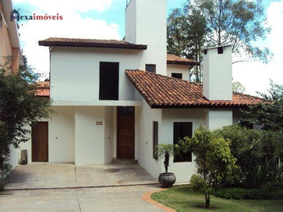 Casa Com 3 Dormitórios Para Alugar, 230 M² Por R$ 5.000/mês - Morada Dos Pássaros - Barueri/sp - Ca0481