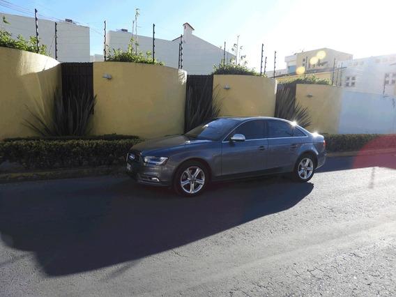 Audi A4 Trendy Plus 2.0 Turbo 211 Hp 2013 Gris Monzón
