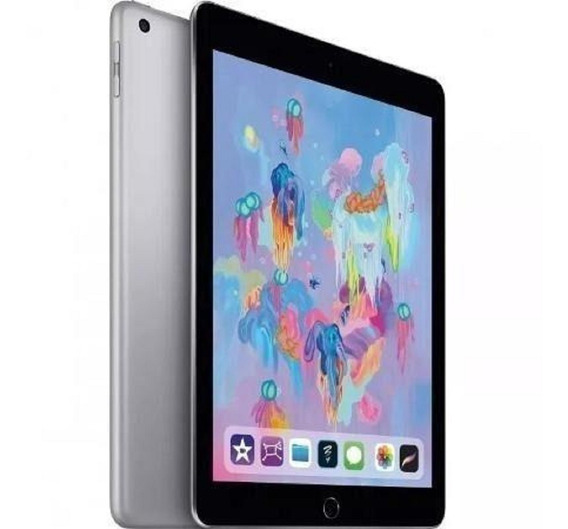 iPad 32gb New Tela 9,7 Wi-fi Original 6 Geracao