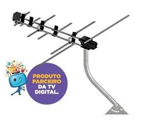 Antena Compacta Digital Prohd-3630/01 Vhf/uhf/hdtv
