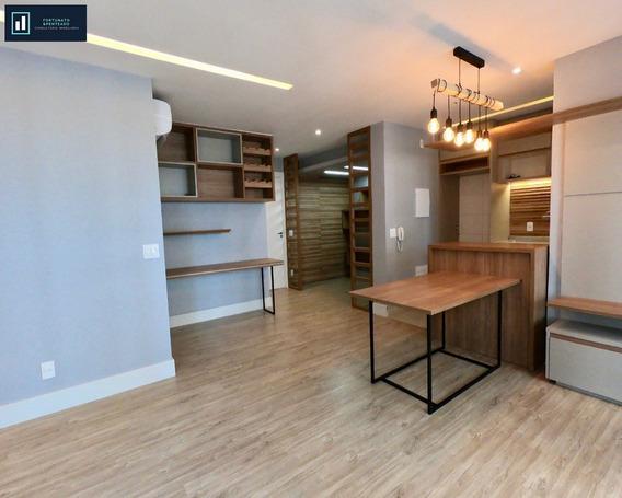 Lindo Apartamento Projetado Por Arquiteto, Excelente Localização - Ap00134 - 33811477