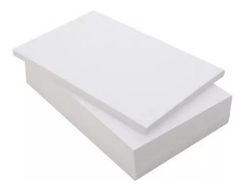 50 Folhas Papel Adesivo A4 | Etiqueta Mercado Livre