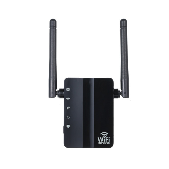 Wifi Repetidor Sem Fio 300mbps Router Ap Mode Wifi Extensor