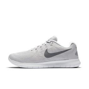 Tênis De Corrida Nike Free Rn 2017 Cinza Tam 45 Original