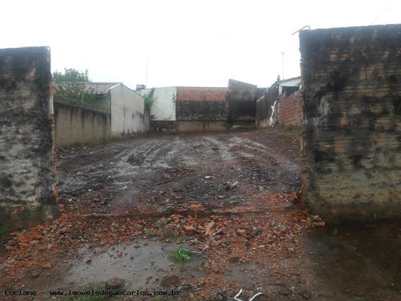 Terreno Para Venda Em São Carlos, Jardim Cruzeiro Do Sul - Lt352_1-1289104