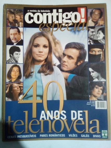 Contigo! Especial 40 Anos De Telenovela