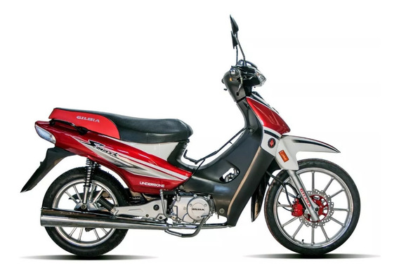 Gilera Smash 110 Full 18ctas$3.033 Motoroma