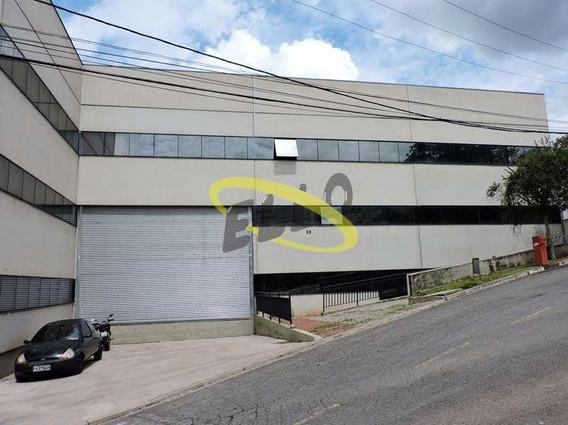 Galpão Industrial Para Locação, Vila Jovina, Cotia - Ga0357. - Ga0357