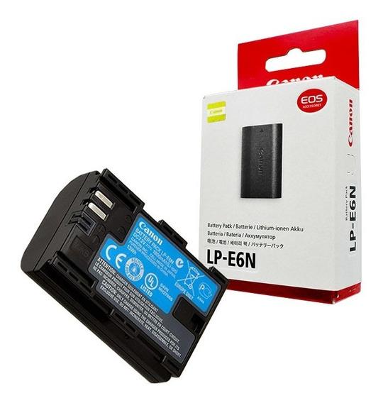 Bateria Canon Lp-e6n De Longa Duração