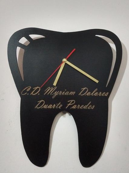Reloj De Dentista