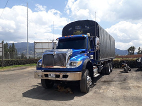 Camion Dobletroque International 7600