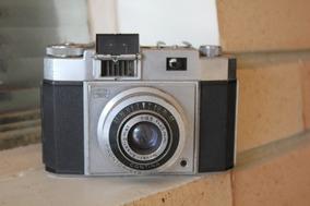 Antiga Camera Alema Zeis Ikon - Decoração.