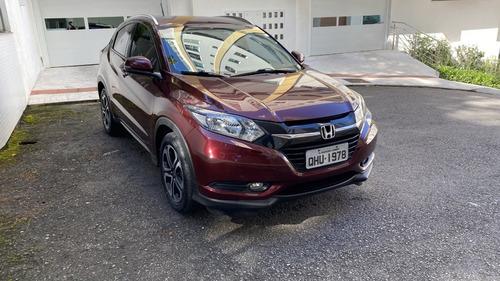 Honda Hr-v Ex 2017 Bancos Em Couro - Aceito Trocas