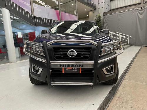 Imagen 1 de 13 de Nissan Np300 Frontier 2019 2.5 Xe Aa Paquete De Seguridad Mt