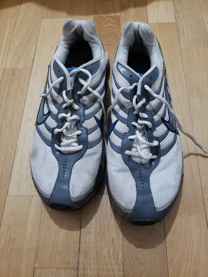 Zapatillas Nike Running Impecables Us11 Oportunidad Total