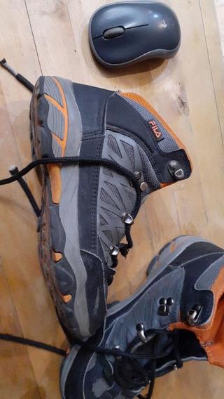 Zapatillas Botitas Fila