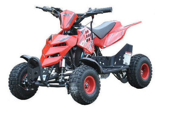 Mini Cuatri 50 Cc Mini Raptor 0 Km 2020