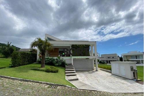 Imagem 1 de 2 de Casa No Condimínio Horizontal, Em Itajaí - Ca0098