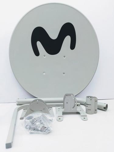 Antenas Satelital 60 Cmts Caja X 10 Unidades Ojo Sin Lnb