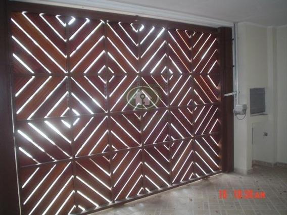 Casa Com 4 Dormitórios Para Alugar, 450 M² Por R$ 12.000,00 - Campo Grande - Santos/sp - Ca0749