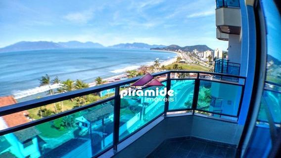 Apartamento Com 2 Dormitórios À Venda, 71 M² Por R$ 560.000,00 - Praia Cocanha - Caraguatatuba/sp - Ap12143