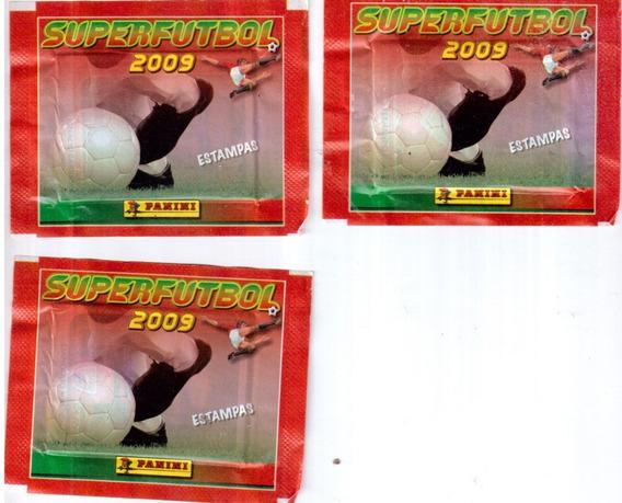 Estampas Superfutbol 2009