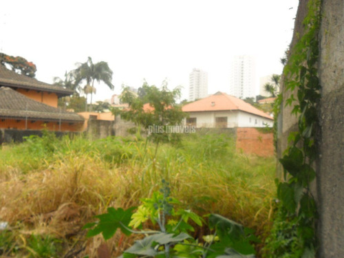 Terreno Residencial  No Morumbi - Ps131902