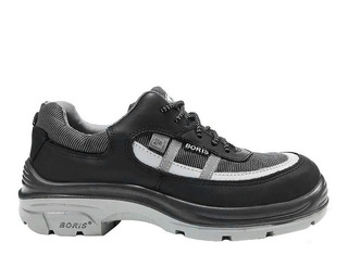 Zapato Zapatilla De Seguridad Boris 2123 Nf Puntera De Acero