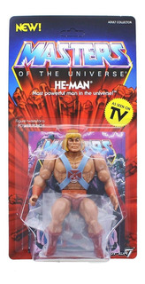 Masters Of The Universe He-man Vintage