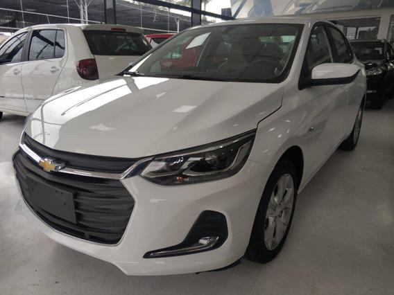 Chevrolet Onix 1.0 Turbo Flex Plus Premier Automático 2020