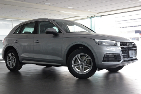 Demo Audi Q5 45 Tfsi Select Quattro 2020 Plata Flo Int Negro