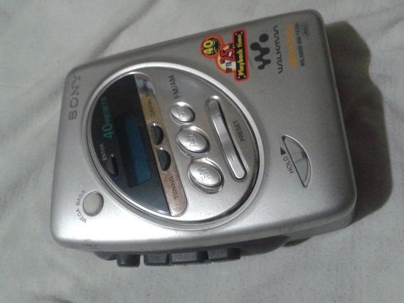 Wlakman Sony Mega Bass Wm-fx288