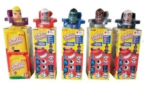 Imagen 1 de 3 de Smooshi Juego De Masa Peluqueria X2 Potes Top Toys