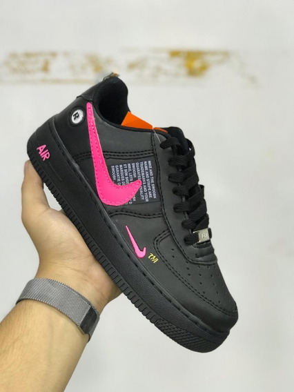 Tênis Unisexx Air Force 1 Low Of Hype Lançamento 2019