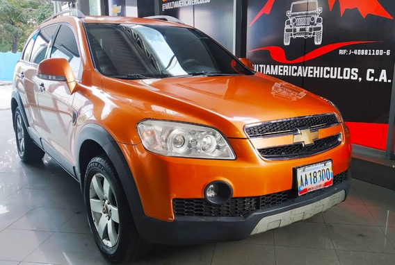 Chevrolet Captiva Camioneta