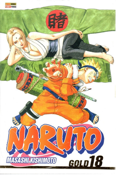 Naruto Gold 18 - Panini - Bonellihq Cx218 N20