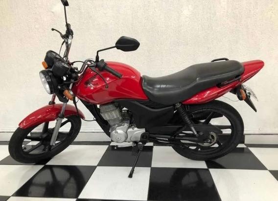 Honda Cg Fan 125 Es 2011 Cod:.1011