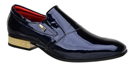 Sapato Masculino Ducalle Gold Jota Pe 70900