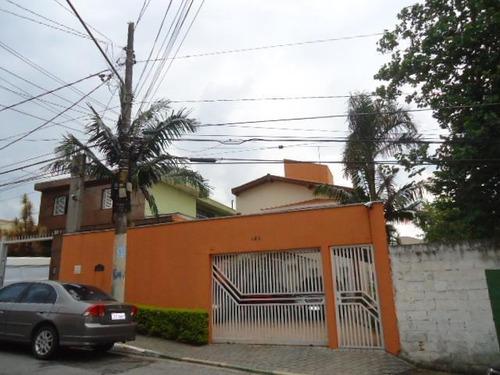 Imagem 1 de 28 de Sobrado Residencial À Venda, Cidade Patriarca, São Paulo. - So0148